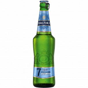 Пиво Балтика №7 Експортне