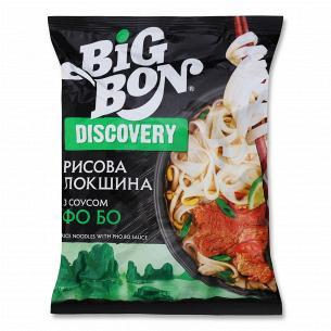 Лапша Big Bon Discovery рисовая по-вьетнамски Фо Бо