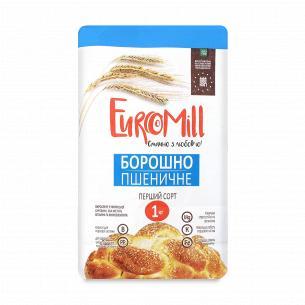 Мука EuroMill пшеничная 1с