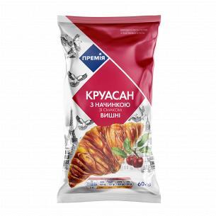 Круасан Премія з начинкою зі смаком вишні