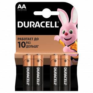 Батарейка Duracell AA LR06/MN1500
