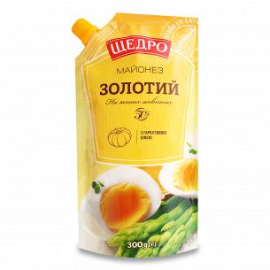 Майонез Щедро Золотий 50% д/п