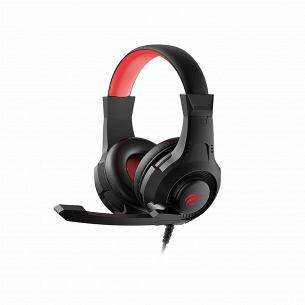 Наушники Havit Gaming HV-H2031d черный-красный