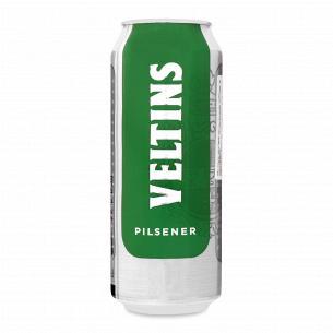 Пиво Veltins Pilsener светлое ж/б