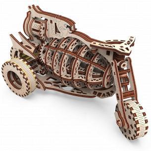 Конструктор Mr.Playwood Старбайк механическая машина 3D