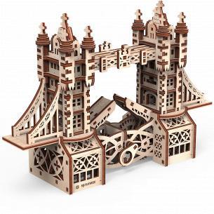 Конструктор Mr.Playwood Тауэрский мост S 3D