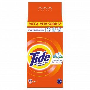 Стиральный порошок Tide...