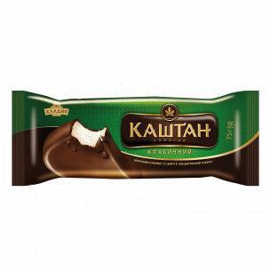 Мороженое Каштан в шоколадной глазури