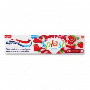Паста зубная Aquafresh Splash детская