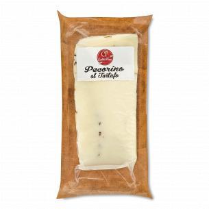 Сир Centro Form Пекоріно з трюфелем з овечого молока 60%