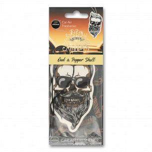 Ароматизатор Aroma Car Dia De Los Muertos Oud&Pepper Skull