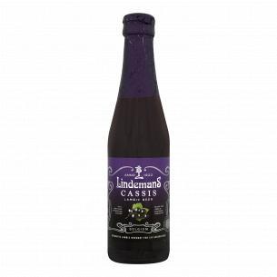 Пиво Lindemans Cassis темне