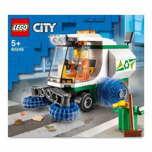Конструктор Lego City Машина для очистки улиц 60249