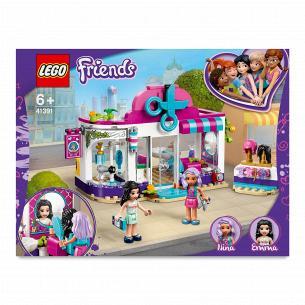 Конструктор Lego Friends Парикмахерская в Хартлейк Сити 41391