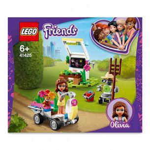 Конструктор LEGO Friends Цветник Оливии 41425