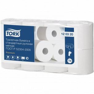 Папір туалетний Tork...