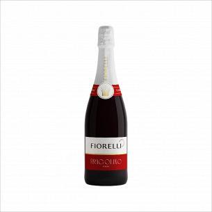 Напиток алкогольный игристый Fiorelli Фраголино Россо