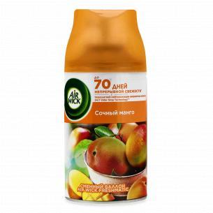 Освежитель AirWick Freshmatic аромат сочного манго сменный