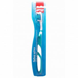 Щітка зубна Extra! Ideal White середньої жорсткості