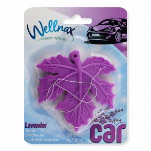 Ароматизатор для автомобіля Wellnax Лаванда