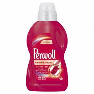 Средство для стирки Perwoll для цветных вещей