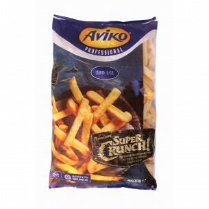 Картопля фрі Aviko 15мм супер хрустка