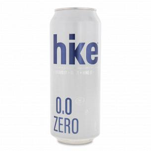 Пиво Hike Zero 0.0 світле безалкогольне ж/б