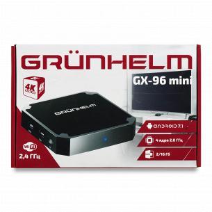 Приставка Grunhelm GX-96 mini Смарт ТВ