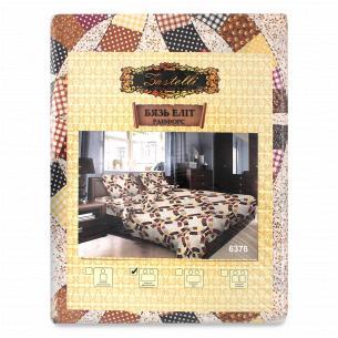 Комплект постельного белья Zastelli бязь 185x220 с 2 наволочками 50x70