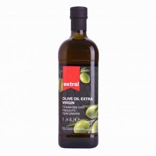 Оливкова олія Extra! Extra Virgin першого пресування