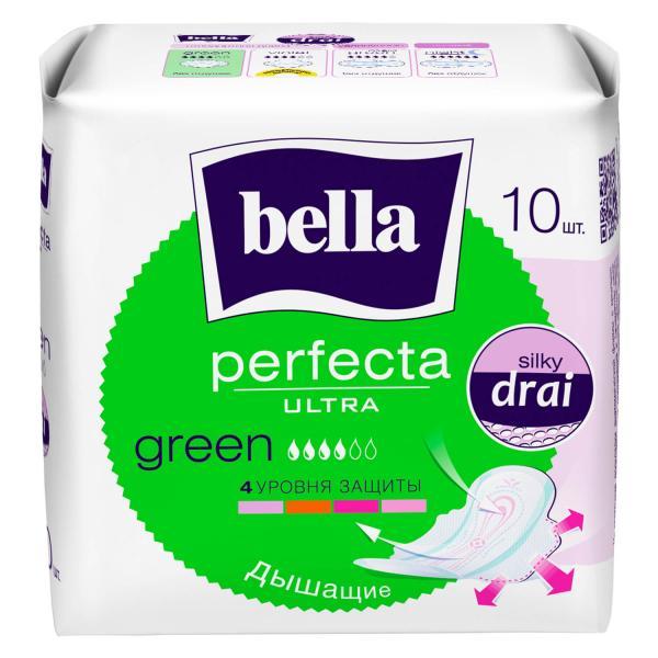 Прокладки гигиенические Bella Perfecta Green