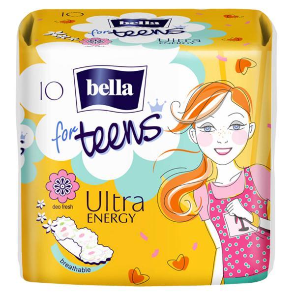 Прокладки гигиенические Bella For Teens Energy Deo Exotic