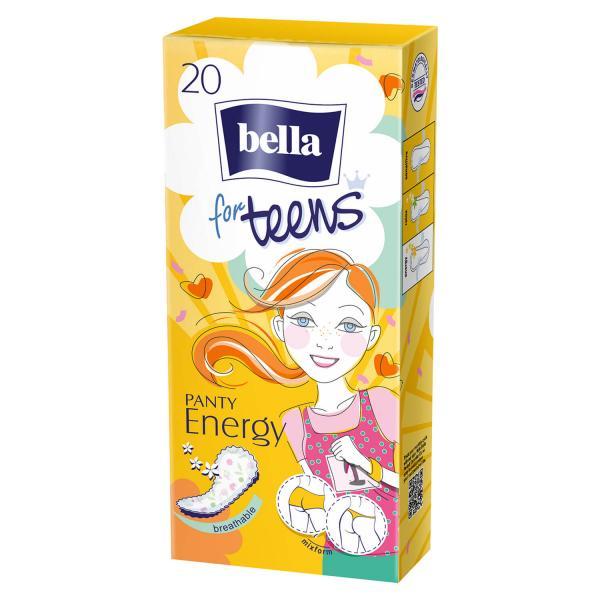 Прокладки гигиенические ежедневные Bella For Teens Energy Exotic Fruits