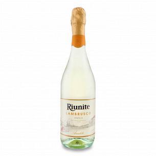 Вино игристое Riunite...