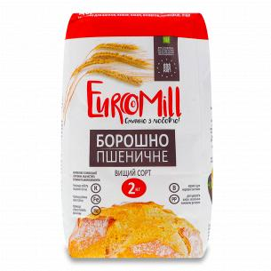 Борошно EuroMill пшеничне в/с