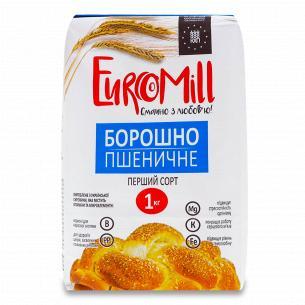 Борошно EuroMill пшеничне 1с
