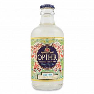 Напиток слабоалкогольный Opihr Gin&Tonic Dash of ginger