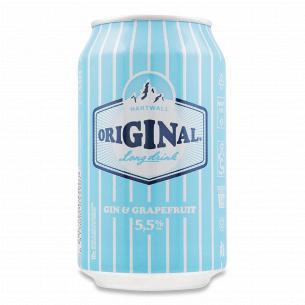 Напиток слабоалкогольный Long Drink Gin Original