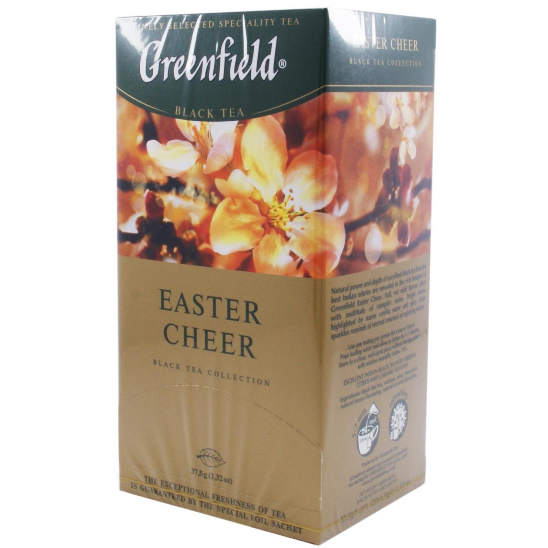 чай гринфилд Easter Cheer