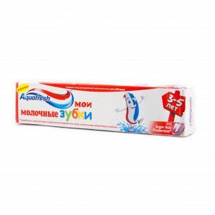 Паста зубная Aquafresh Мои молочные зубки