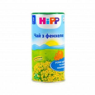 Чай HiPP из фенхеля детский