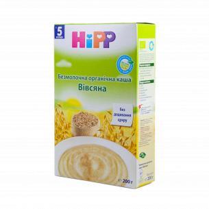 Каша овсяная HiPP безмолочная органическая