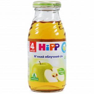 Сок HiPP яблочный мягкий