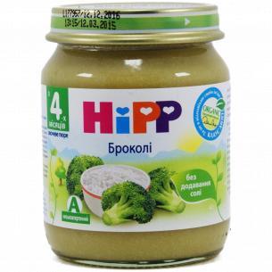 Пюре HiPP брокколи