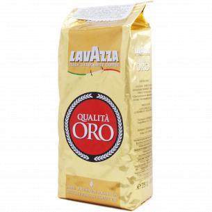 Кава зерно Lavazza Qualita Oro