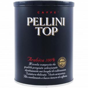 Кофе молотый Pellini Top Tin натуральный ж/б