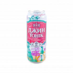 Напиток слабоалкогольный Оболонь Джин-тоник