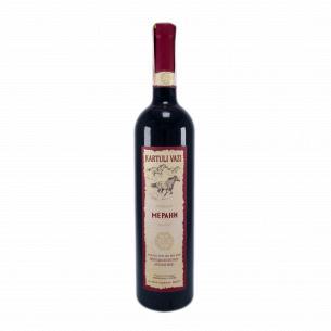 Вино Картули Вази Мерани красное полусухое