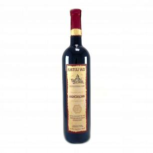 Вино Картули Вази Алазанская Долина красное
