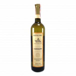 Вино Картули Вази Алазанская Долина белое